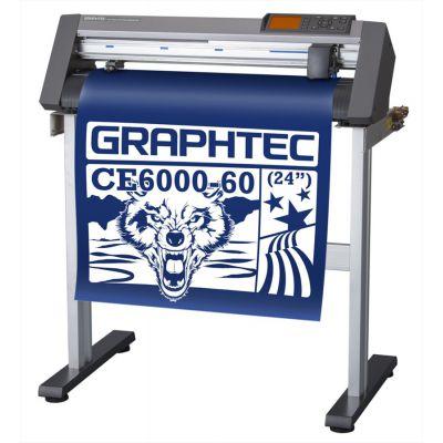 日图Graphtec CE6000 Plus系列循边刻字机
