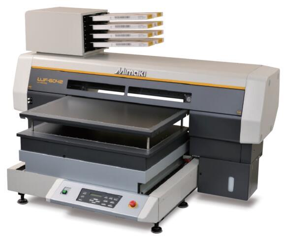 Mimaki UV平板喷墨打印机 UJF6042