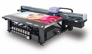 MIMAKI 大幅面平台式UV-LED喷墨打印机JFX200-2513