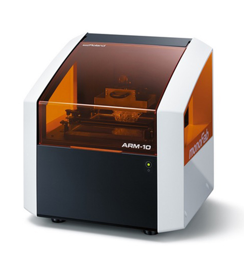 Roland 3Dprinter 光敏树脂3D打印机