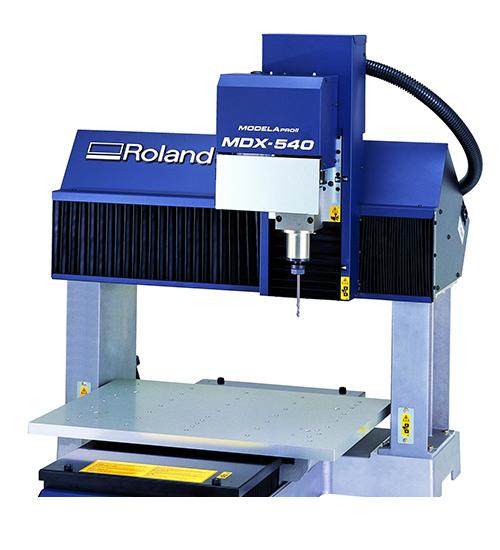 Roland(罗兰) MDX-540/540A 模具机