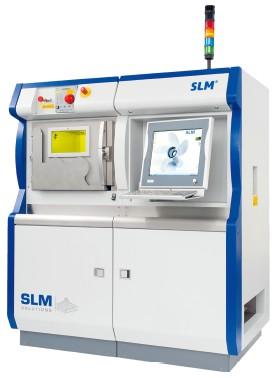 SLM金属3D打印机