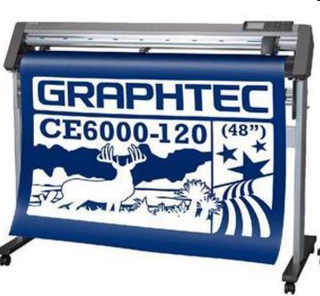 图王原装Graphtec CE6000-120AMO 刻字机